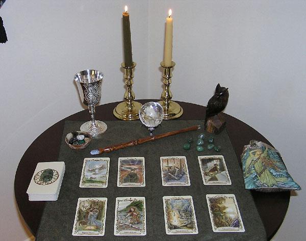 consulta cartas tarot